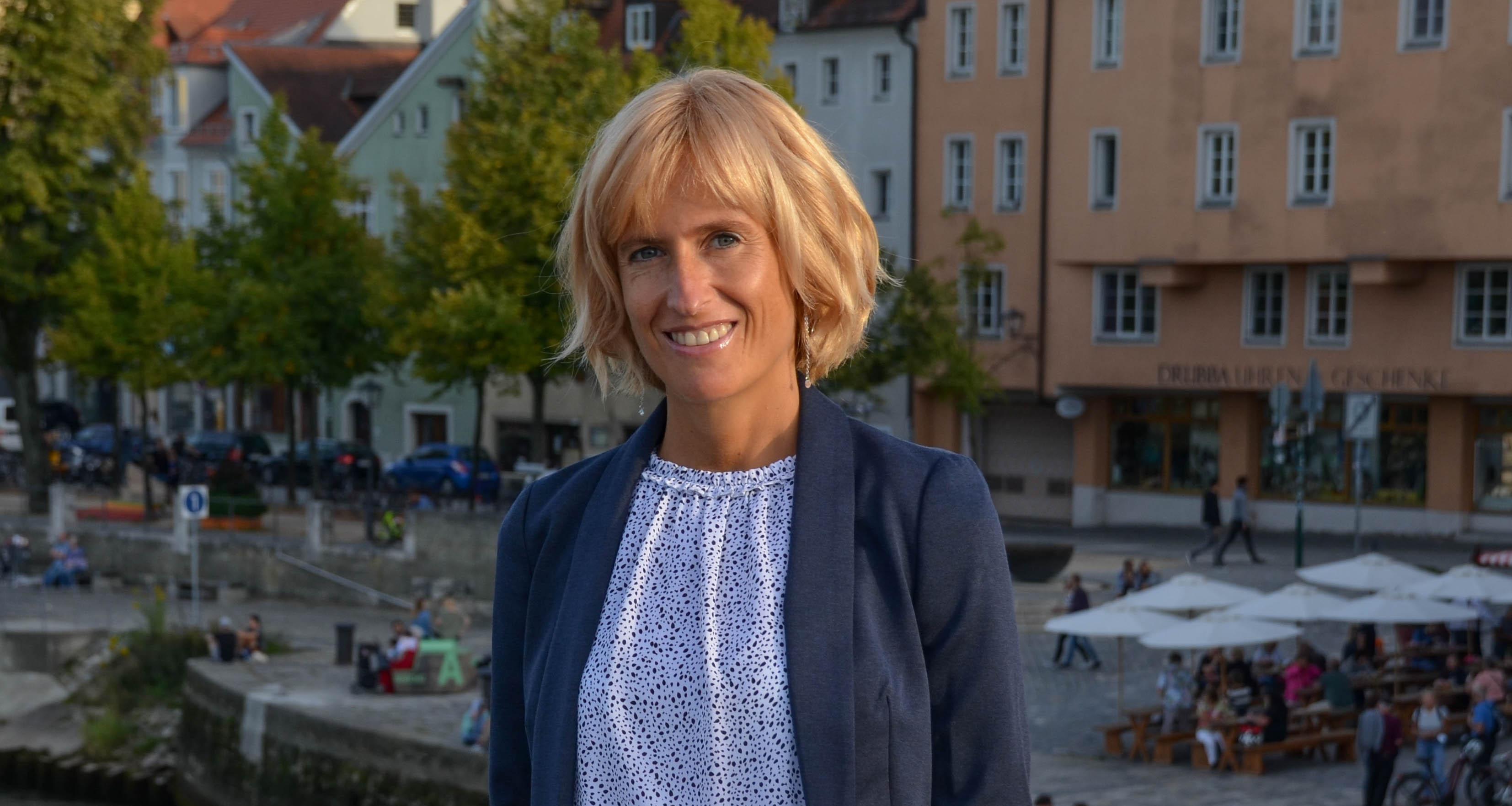 Profilbild von Clarissa Kuhr aus Regensburg